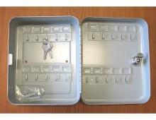 Schránka na klíče - 20 klíčů T80 20...
