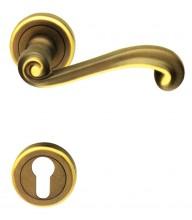 Kování Lady, rozetové na klíč, klik...