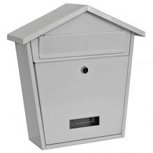 Poštovní schránka MODERN - BÍLÁ