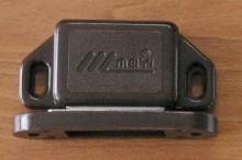 Sklapka magnetická MC 01B hnědá-PP