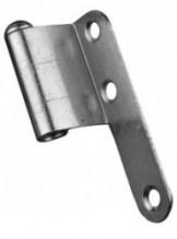 Závěs dveřní JP 5 HD pravý, zinek